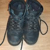 Мида Кожаные зимние ботинки 42 р-р.