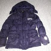 Демисезонная куртка Pepperts 128/134 состояние хорошее
