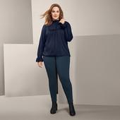 ☘ Шикарна якісна блуза в офісному стилі від Tchibo (Німеччина), р.: 54-56 (48/50 евро)