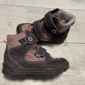 Термо ботиночки Pepino 28 размер стелька 18, 5 см.