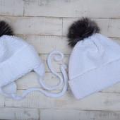Комплект шапок Mom + baby