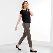☘ Якісні укорочені стрейч-брюки, slim fit, Tchibo (Німеччина), розміри наші: 42-44 (36 євро)