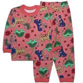 Пижама Полотно: начес набивной