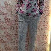 Начос!Піжама або костюм для дому маки,трикотажний,100%хлопок, Узбекистан.р.48-56. Якість!!!