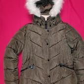 """Теплюща зимова куртка"""" New look"""" 1-2XL"""