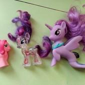 Три пони одним лотом