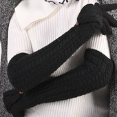 ❄️Девченочки. Очень крутая модель. Теплющие. Комплект варежки вязка + перчатки.❄️