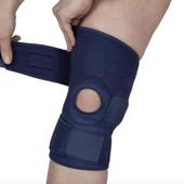 Тонкий бандаж для колена