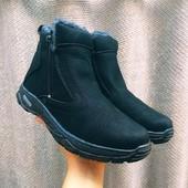 Зимние термо сапоги/ботинки на меху-Львовская фабрика. Качество.