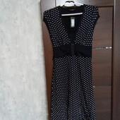 Фирменное новое трикотажное вискозное платье р.12-14