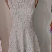 Шикарное праздничное платье S