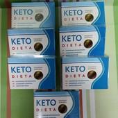 Keto - - Для снижения веса .Капсулы( 40 капсул), Средство Для Похудения