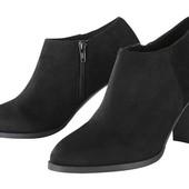 Новинка! 37-38-41 Esmara®Германия Lidl шикарные ботиночки оригинал, самая низкая цена