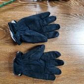Теплющі, натуральні рукавиці